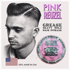 Reuzel Pink Grease Heavy Hold Hollands Finest Hair Pomade (113g)
