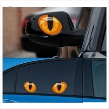 3D Cats Eye Vinyl Sticker/Decal for Car,Tablet,Notebook,etc