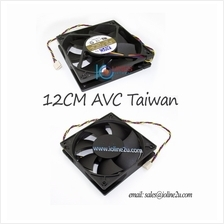 AVC 12V 0.75A DS12025B12H Cooling Fan 120mm*25mm 12cm 4Pin dual ball bearing 2