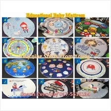 Educational Baby Kids Round Mattress 1 (Tilam Didik Kanak-Kanak)