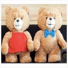 Ted Plush Bear ( 2 Designs Available)