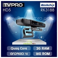 TVPRO CAMERA TV BOX RK3188 Quad Core 2GB Ram 16GB Rom Android 4
