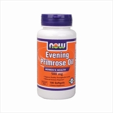 Evening Primrose Oil (Women Ultimate Health +ENERGY) 100caps rm90