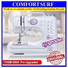 Original FSHM-505A Pro Upgraded 12 Functions Sewing Machine FREE Tape