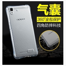 Oppo Neo 5 5S 7 9 A57 R9 R9s F1 Plus F1s Dot Cushion TPU Soft Case