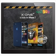 ★X-One Extreme Shock Eliminator Screen Protector iPhone 7/7 Plus