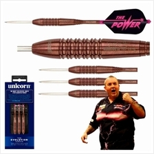 UNICORN DARTS - PHASE 5 ROSSO - 95% TUNG - STEEL TIP [26g]