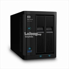 WESTERN DIGITAL MY CLOUD PR2100 8TB (WDBBCL0080JBK)