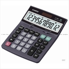 CASIO D-120S Calculator Practical Desk Top Type Tax Exchange