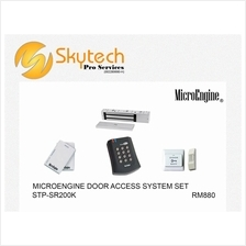 DOOR ACCESS SYSTEM | MAGNETIC DOOR | MICRO ENGINE SR200K