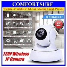 Wide Angle 720P HD P2P Wireless CCTV IP Camera Alarm Motion Sensor +IR