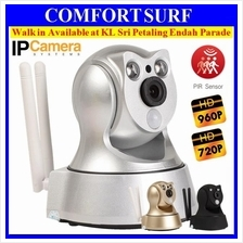 Wide Angle 960P 720P HD P2P Wireless CCTV IP Camera PIR Motion Sensor