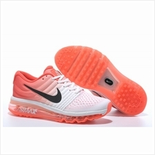 NIKE AIR MAX 2017 WHITE ORANGE