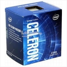 INTEL CELERON G3900 PROCESSOR (2M CACHE; 2.80 GHZ)