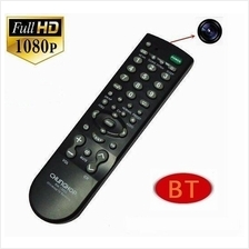 HD 1080P 30fps TV Universal Remote Control with Hidden Camera 16GB