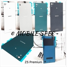 Sony Xperia Z5 Premium Plus Housing Battery Glass Back Cover