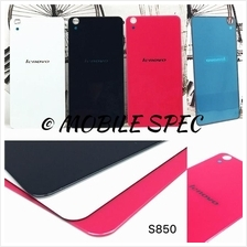 Lenovo S850 Housing Battery Back Glass Lens Cover