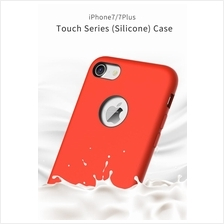 iPhone 7 7 Plus Rock Touch Series Silicone + PC Case