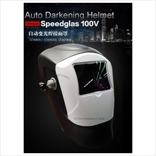 Large LCD Screen Auto Darkening Welding Helmet SKU 388