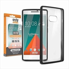 Orzly Fusion Bumper Protective Case for HTC 10