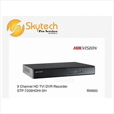 HIK VISION 4 CHANNEL HD-TVI DVR DECORDER