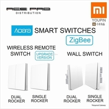 XIAOMI AQARA Smart Light Control Set Wifi Wireless Wall Switch Zigbee