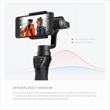 Ori Dji Osmo Mobile ( Rdystk!) - 2 batteries and osmo base package