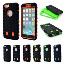 Iphone 7 8 Tire Style Hybrid Armor Shockproof Case Full Cover SGP