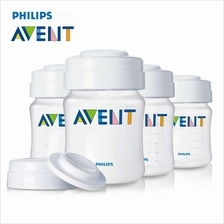 CLEARANCE Avent Milk Storage Containers 125ml x 4pcs