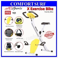 Gym Fitness L-NOW LD988 X Bike Sport Equipment Belt Exercise Bike
