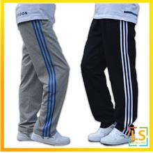 Plus Size for Men Cotton Loose Casual and Sports Long Trousers Pants)