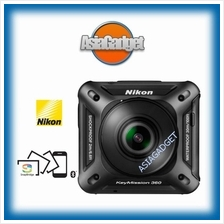 NEW Nikon KeyMission 360 Action Camera Key Mission 360