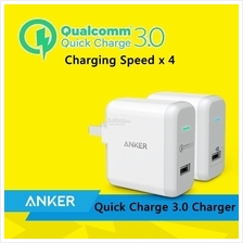 [Qualcomm Certifed] Anker Quick Charge 3.0 1 port wall charger