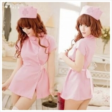 9771 SEXY PINK NURSE SUIT UNIFORM COSPLAY SET (Hot Deal)