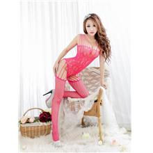 8551 SEXY BODY STOCKING OPEN CROTCH CATSUIT (Hot Deal)