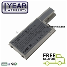 Dell 310-9122 310-9123 312-0393 312-0394 312-0401 5200mAh Battery