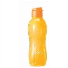 Tupperware Eco Bottle Flip Top (1) 1.0 L - Yellow
