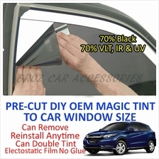 Honda HRV 2013-Present Magic Tinted Solar Window (4 Window & Rear) 70%