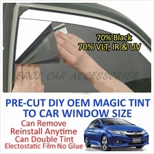 Honda City 2002-Present Magic Tinted Solar Window (4 Window & Rear)70%