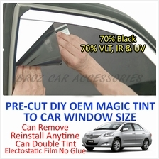 Toyota Vios 2002-Present Magic Tinted Solar Window (4 Window & Rear)