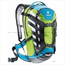 Deuter Attack 20 - turquoise-kiwi - Bike - Removable Protector