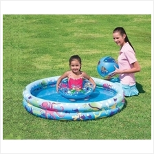 2 Ring Children Garden Inflatable Swimming Pool (Ship with PosLaju)