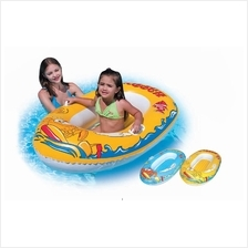 Kids Crustacean Boats Toy Pool Inflatable Swimming Pool (PosLaju)