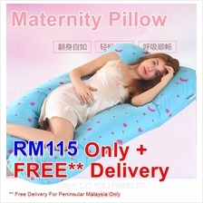 Maternity Pillow Pregnancy Support U Shape Cushion Free Delivery*