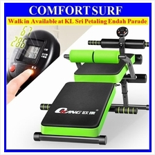 OK-201 Pro LCD Display All in1 Foldable Gym Fitness Sit Up Bench Chair