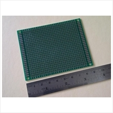 Single side PCB prototype board 7cm x 9cm