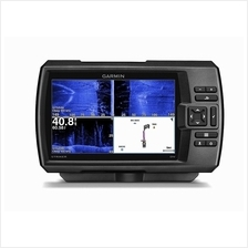Garmin Striker 7sv CHIRP Fishfinder with ClearVü/SideVü Scanning Sonar