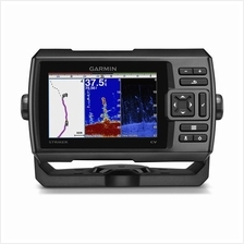 Garmin Striker 5CV CHIRP Fishfinder & GPS - ClearVü Scanning Sonar