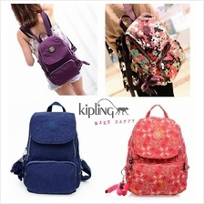 Kipling  Mini Backpack Travel Bag Waterproof Nylon Casual Backpack)
