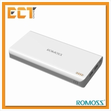 Romoss Polymos 20 20000mAh Li-Polymer Power Bank - White